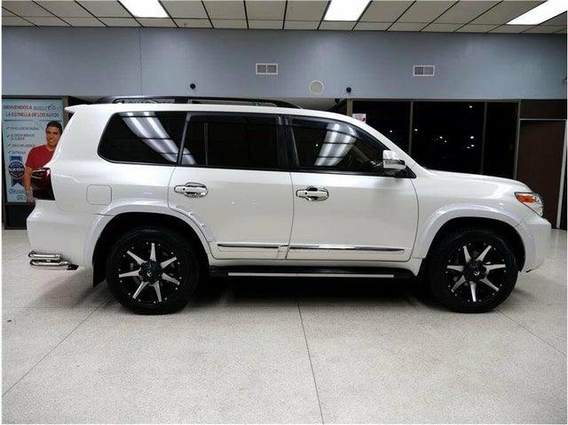 2014 Toyota Land Cruiser AWD