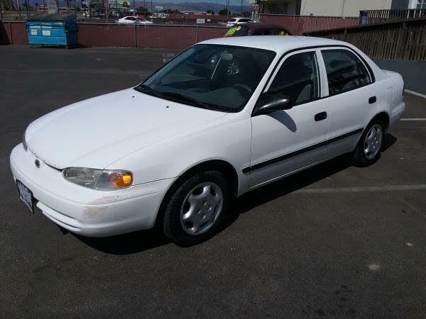 1999 Chevrolet Prizm FWD