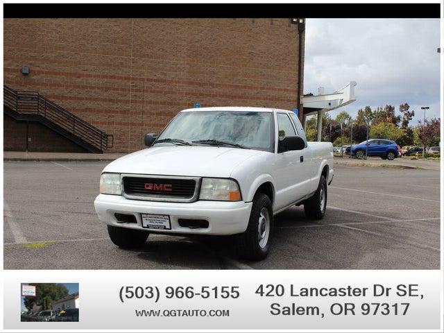 2003 GMC Sonoma SL Ext Cab 4WD