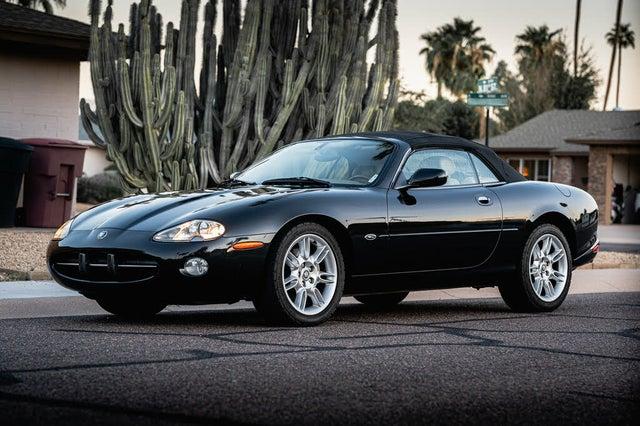 2001 Jaguar XK-Series XK8 Convertible RWD