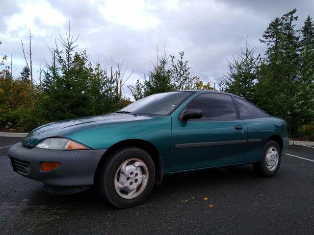 1996 Chevrolet Cavalier Coupe FWD