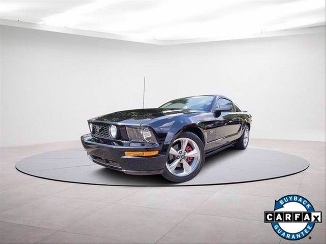 2007 Ford Mustang GT Premium Coupe RWD