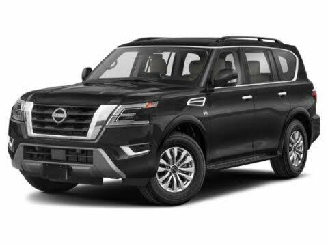 2022 Nissan Armada S 4WD