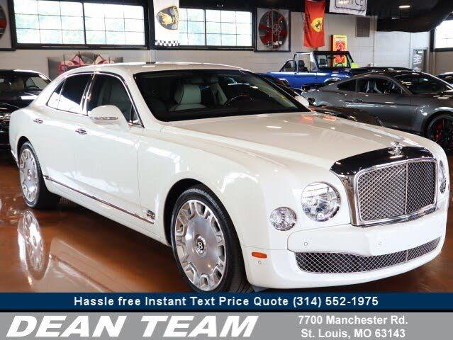 2014 Bentley Mulsanne RWD