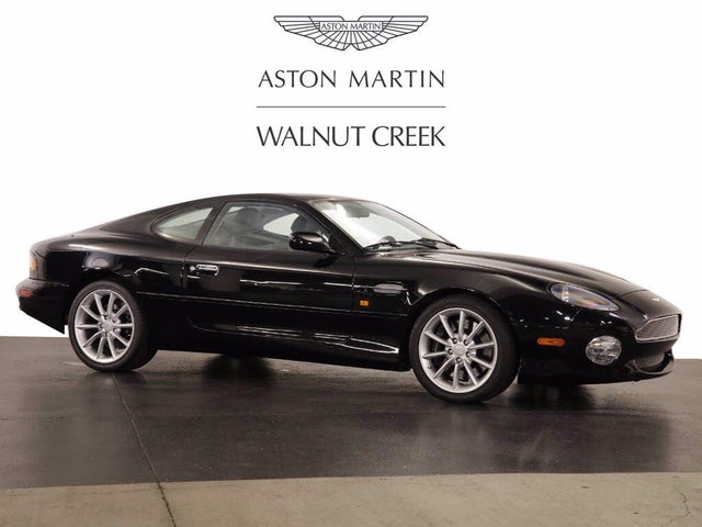 2002 Aston Martin DB7 Vantage Coupe RWD