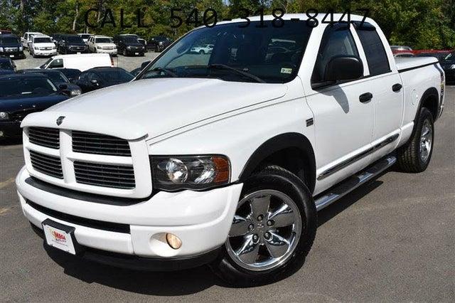2004 Dodge RAM 1500 Laramie Quad Cab 4WD