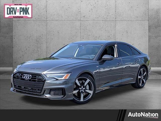 2020 Audi A6 3.0T quattro Premium Plus AWD