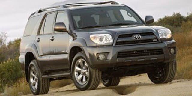 2006 Toyota 4Runner Limited V6 4WD