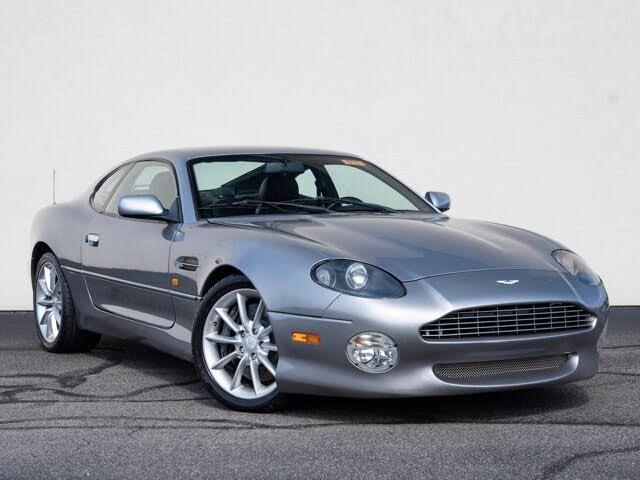 2001 Aston Martin DB7 Vantage Coupe RWD