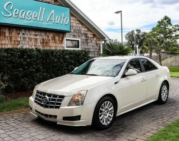 2013 Cadillac CTS 3.0L Luxury RWD