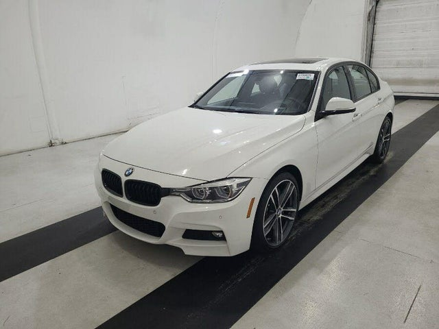 2018 BMW 3 Series 340i Sedan RWD