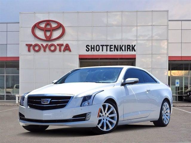 2015 Cadillac ATS Coupe 2.0T Premium RWD