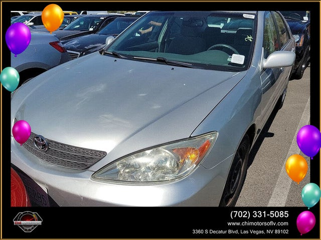 2004 Toyota Camry XLE FWD