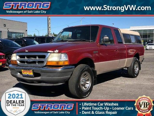 1998 Ford Ranger XL Extended Cab SB