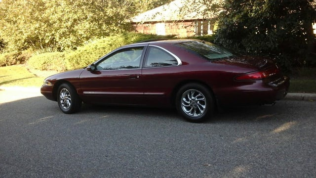 1998 Lincoln Mark VIII 2 Dr LSC Coupe