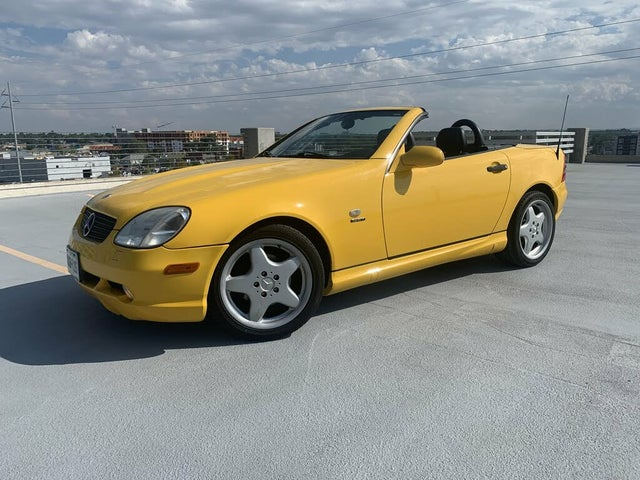 1999 Mercedes-Benz SLK-Class SLK 230 Sport Supercharged