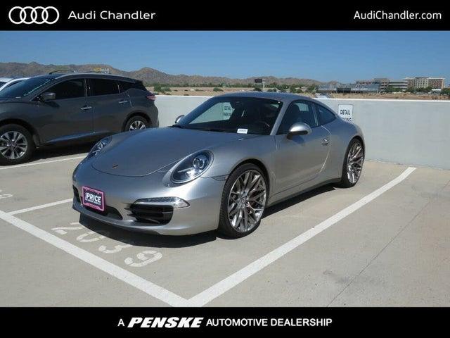 2013 Porsche 911 Carrera 4S Coupe AWD