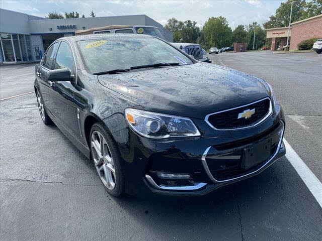 2016 Chevrolet SS RWD