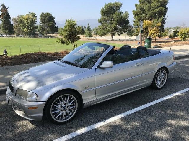 2003 BMW 3 Series 330Ci Convertible RWD
