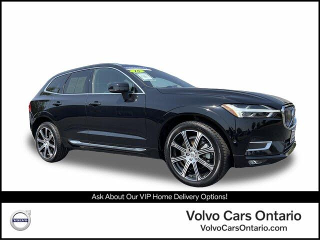 2018 Volvo XC60 T6 Inscription AWD