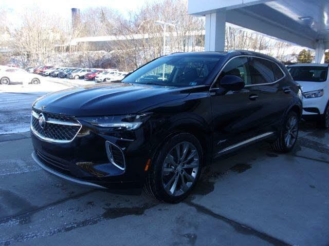 2021 Buick Envision Avenir AWD