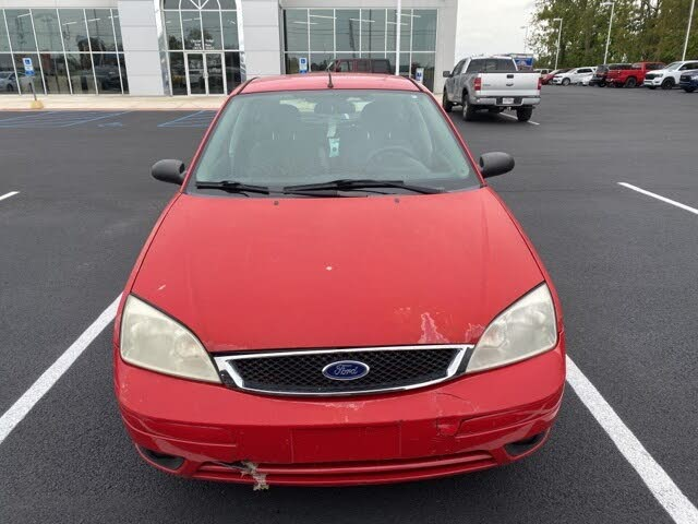 2007 Ford Focus ZX5 SES