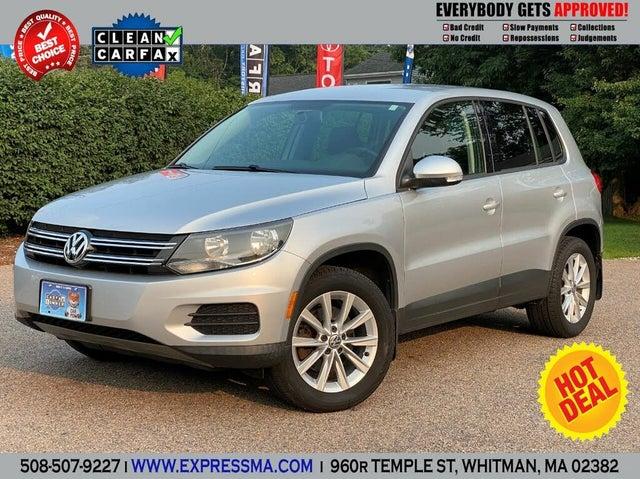 2014 Volkswagen Tiguan SEL 4Motion