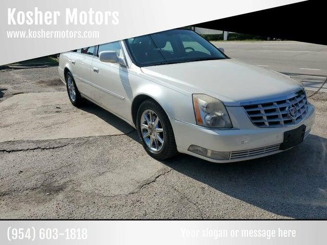 2010 Cadillac DTS Luxury FWD