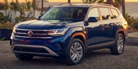 2022 Volkswagen Atlas 3.6L Execline 4Motion AWD with R-Line Package
