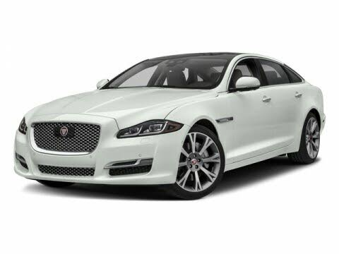 2018 Jaguar XJ-Series XJL Portfolio AWD