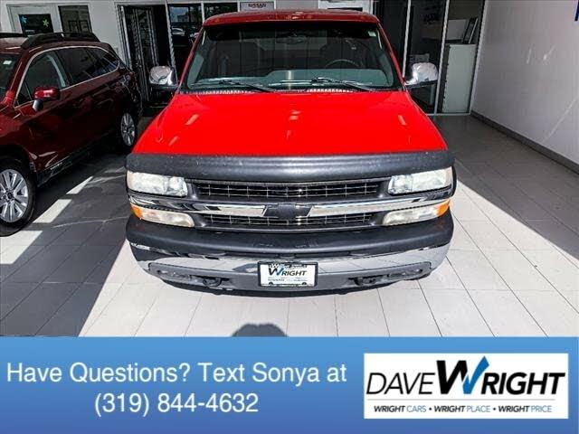 2001 Chevrolet Silverado 1500 LS Extended Cab 4WD