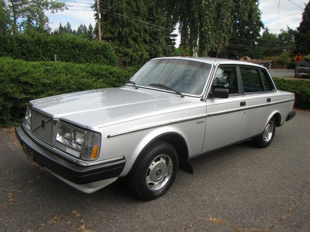 1985 Volvo 240 GL