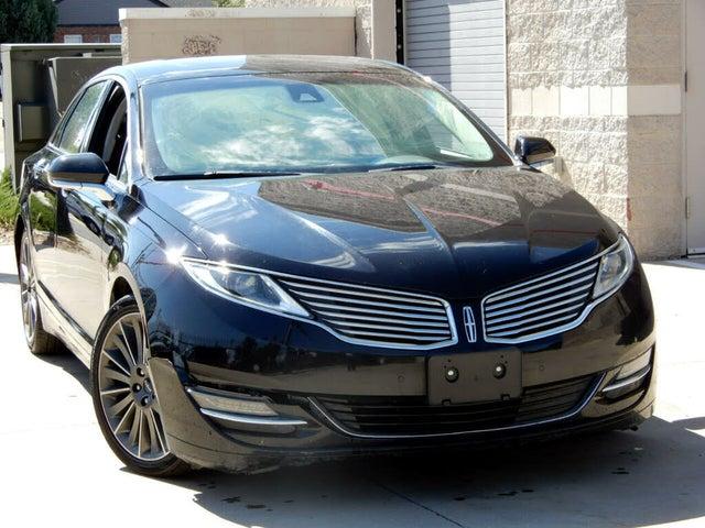2016 Lincoln MKZ Hybrid FWD