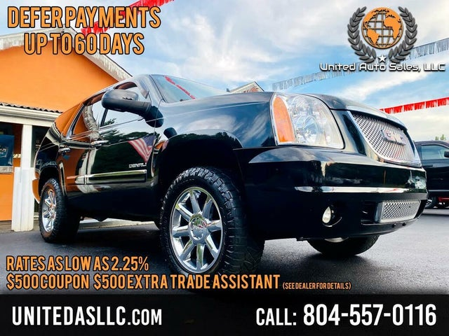 2010 GMC Yukon Denali AWD