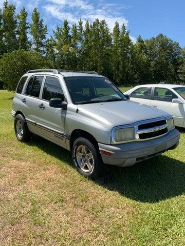 2003 Chevrolet Tracker 4-Door RWD