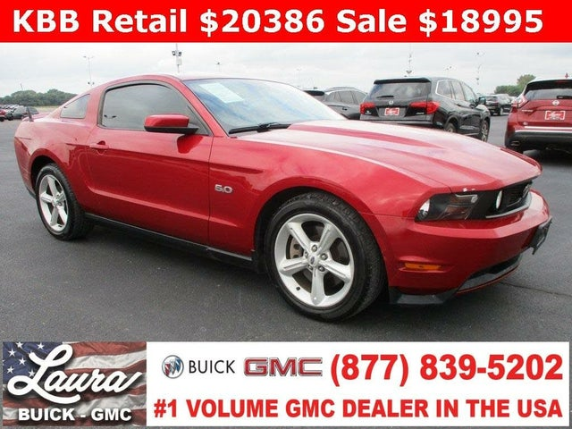 2011 Ford Mustang GT Premium Coupe RWD