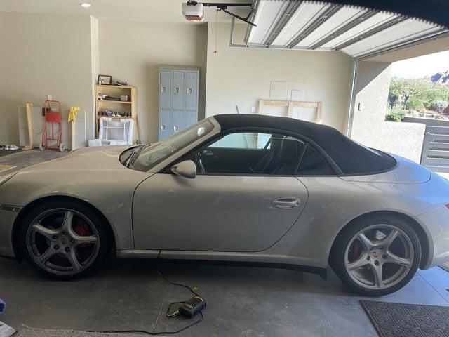 2007 Porsche 911 Carrera 4S AWD Convertible