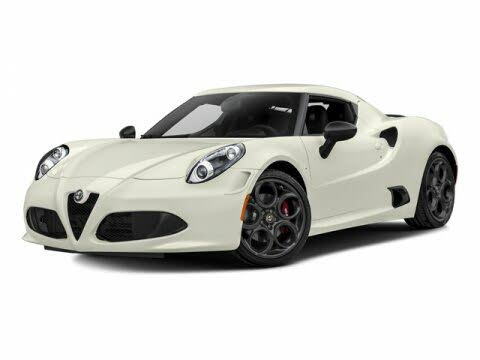 2015 Alfa Romeo 4C Coupe RWD