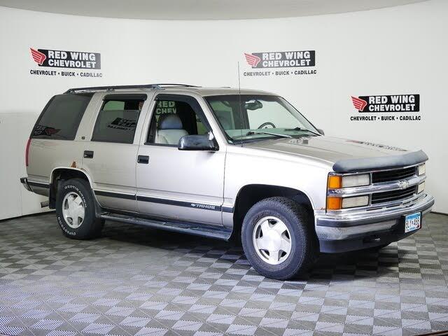 1998 Chevrolet Tahoe LT 4-Door 4WD