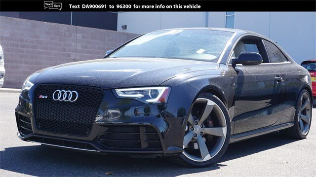 2013 Audi RS 5 quattro Coupe AWD