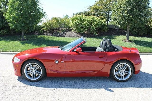 2006 BMW Z4 M Roadster RWD