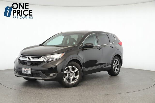 2019 Honda CR-V EX-L FWD