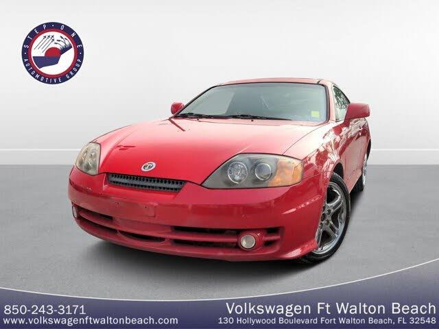 2004 Hyundai Tiburon GT FWD