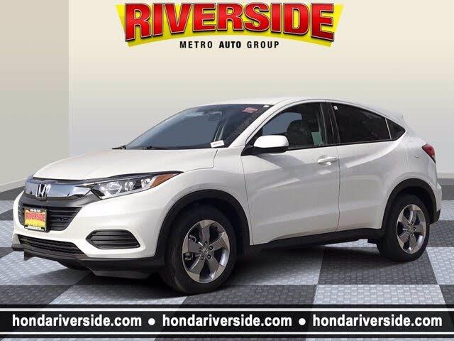 2022 Honda HR-V LX FWD