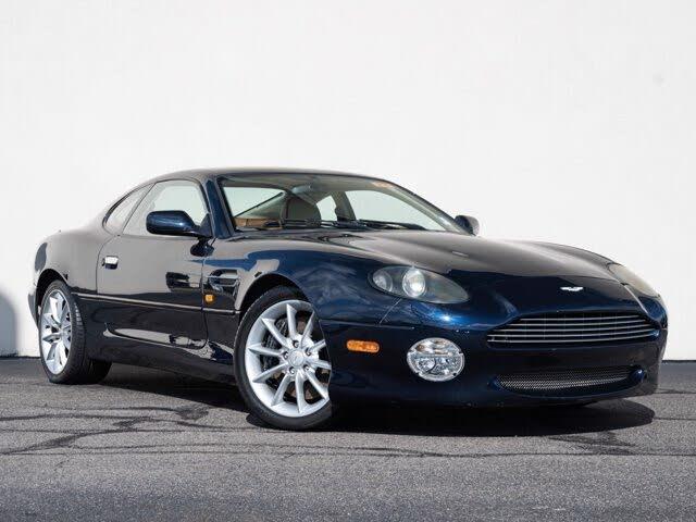 2000 Aston Martin DB7 Vantage Coupe RWD