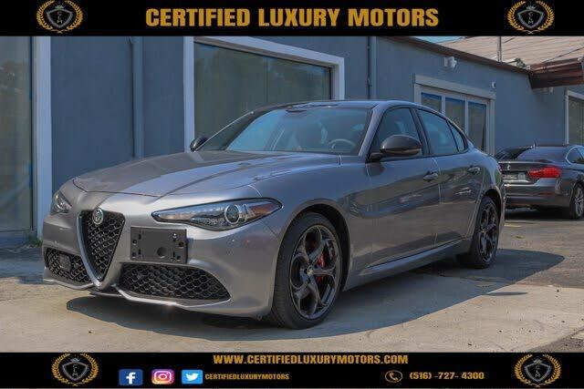 2019 Alfa Romeo Giulia Sport AWD