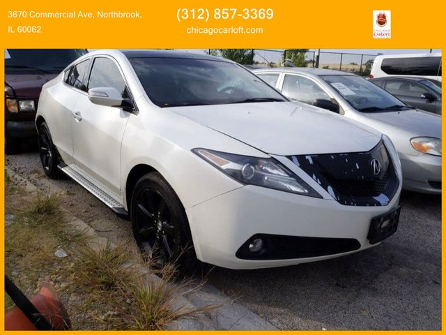 2011 Acura ZDX SH-AWD with Technology Package