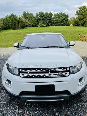 2015 Land Rover Range Rover Evoque Prestige Hatchback