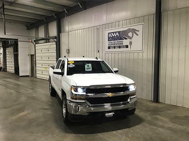 2018 Chevrolet Silverado 1500 LT Crew Cab LB 4WD