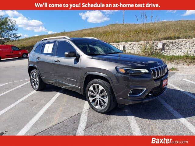 2019 Jeep Cherokee Overland 4WD